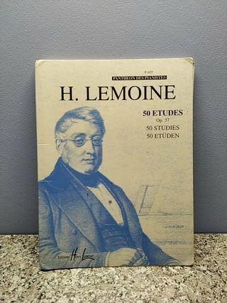 Libro Piano H. Lemoine