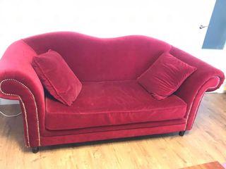 Espectacular Sofá de diseño