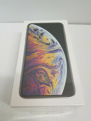 Nuevo sello Apple iPhone XS Max - 256GB - Plateado