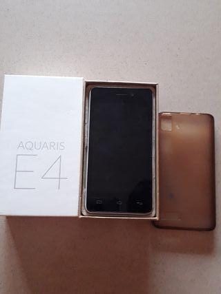 Móvil bq Aquaris E4