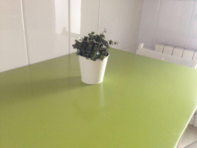 Mesa de cocina de silestone de segunda mano por 80 € en ...