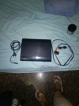 PlayStation 3 de 500gb con los seis juegos