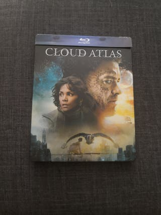 El Atlas de las Nubes steelbook bluray