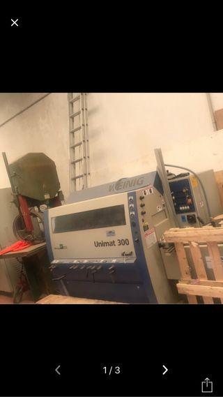 Máquinas para carpintería de madera