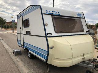 Caravana 5 plazas Roller Aloha - Menos de 750kg