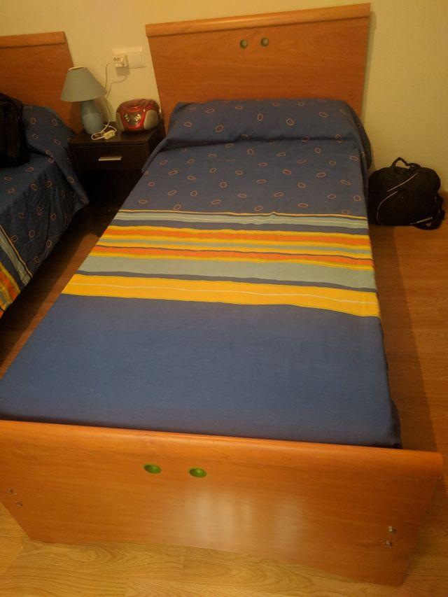 cama 90cm