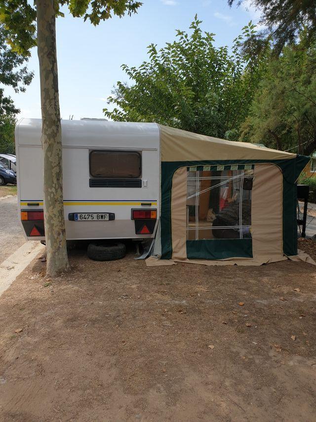caravana stekerman camper furgoneta
