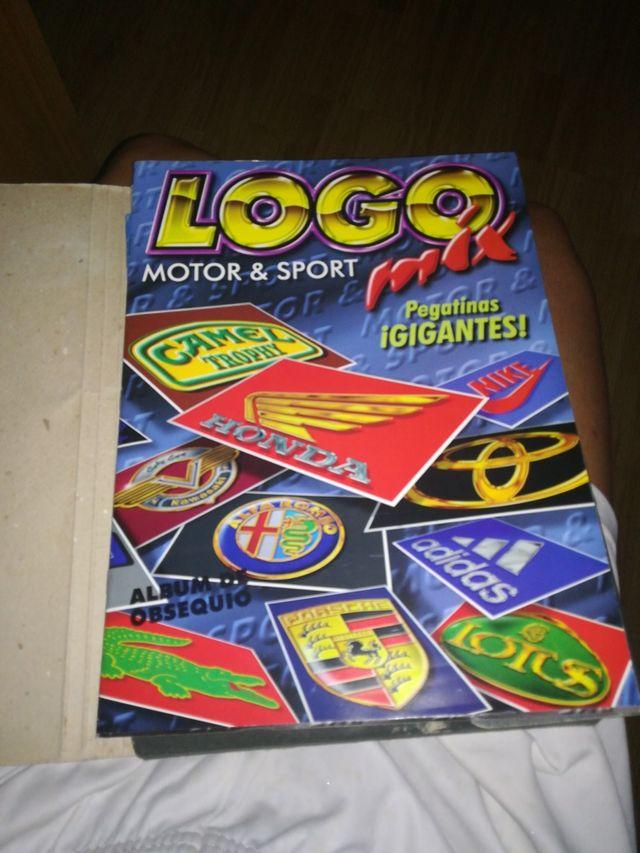 album logo motor y sport