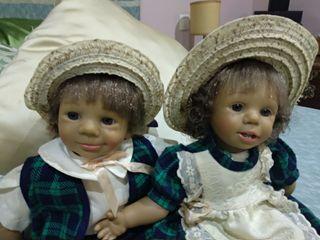 Pareja muñecos