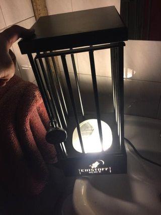Expositor luminoso bebida ERISTOFF BLACK BAR PUB