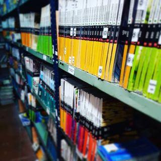 Stock de Libros de Texto Usados