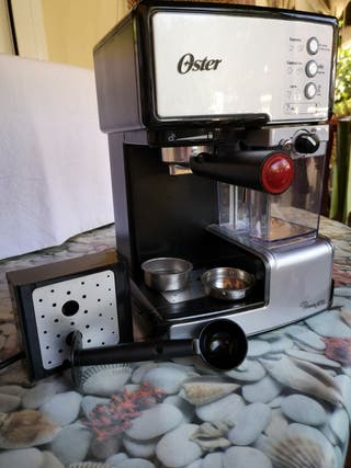 Cafetera Expresso Oster 6601 S