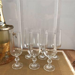 Copas de cava /champán