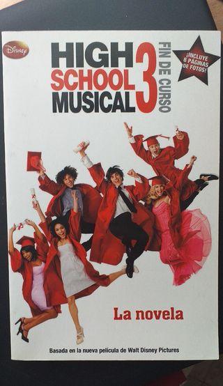 Libro High School Musical 3