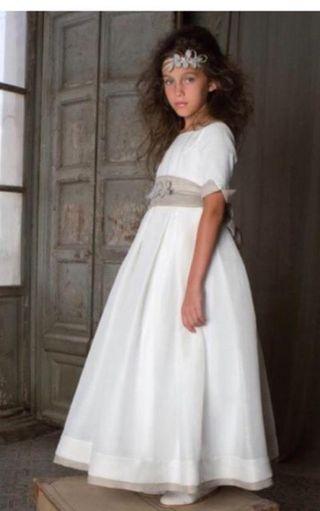 Vestido comunión de Hortensia Maeso