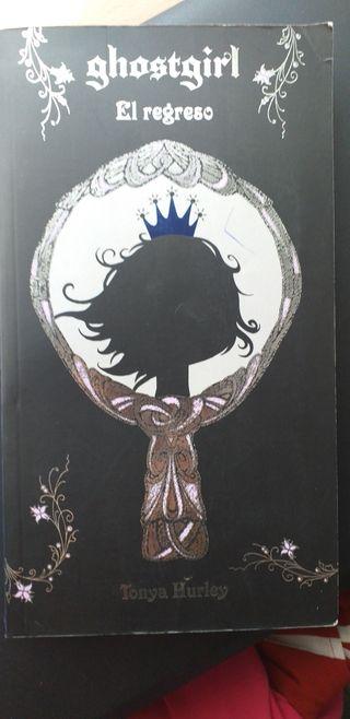 Libro Ghostgirl, el regreso