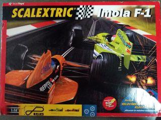 Scalextric F1 Imola (Completo)