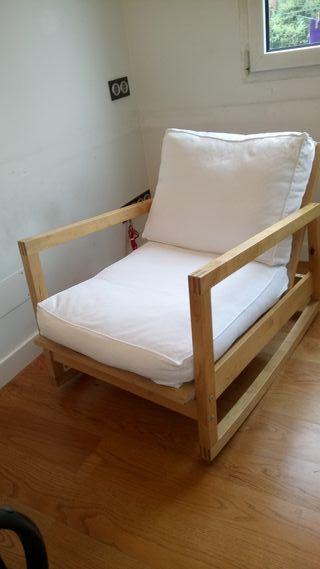 Mecedora Ikea Lillberg