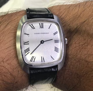 Reloj GIRAD PERREGAUX MECANICO