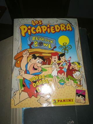 album los picapiedra