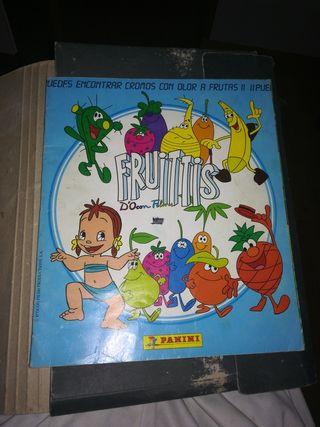 album los fruittis
