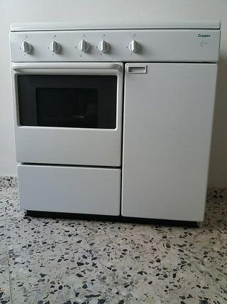 cocina/horno de gas butano