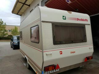 caravana deltfells camper