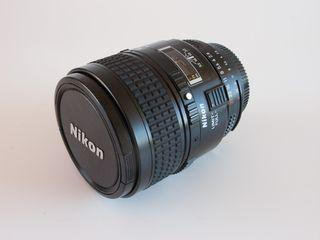 Objetivo Micro Nikkor AF 60mm f:2.8