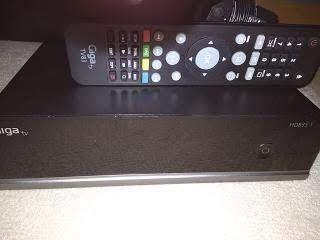 Disco duro externo para TV Multimedia