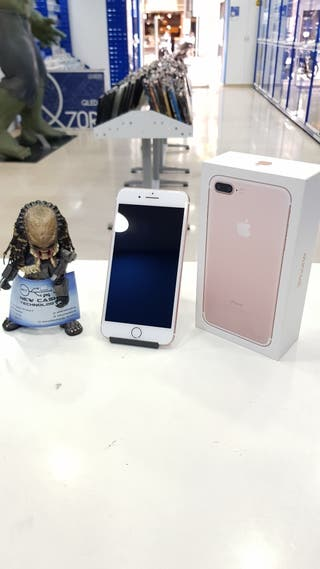 IPHONE 7 PLUS 128GB ROSE GOLD IMPOLUTO