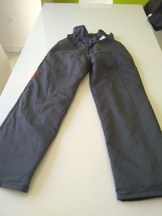 Pantalón Chaqueta anticorte motosierra Marca Echo