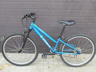 Bicicleta mountain Jamis aluminio