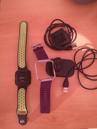 Reloj Fitbit Blaze