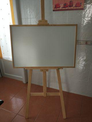 caballete de pintor o estudios