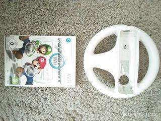 """Juego Wii : """"Mario Kart"""" + volante"""