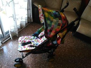 carrito bebe cosatto