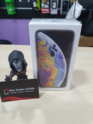 IPHONE XS 512GB SILVER PRECINTADO