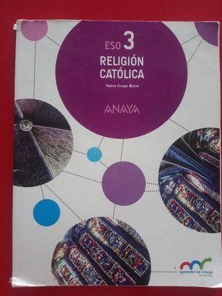 Libro Religion 3 Eso