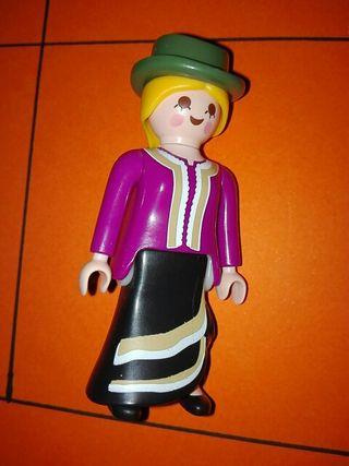 Playmobil figura oeste Victoriano mansión