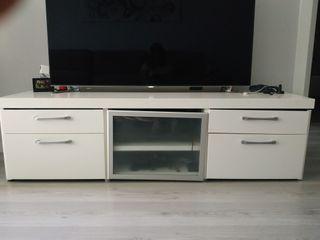 Mesa de TV de Madera Maciza
