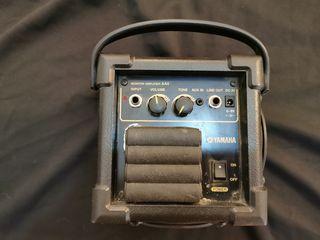 Mini amplificador Yamaha