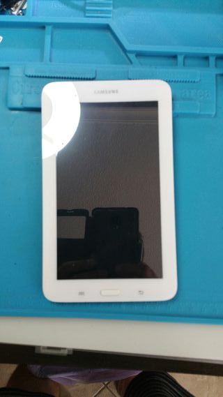 pantalla tablet Samsung