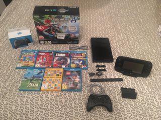 Nintendo Wii U 32 GB Premium Pack + Juegos