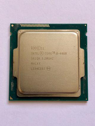 Procesador Intel Core i5 4460, 3.2 GHZ