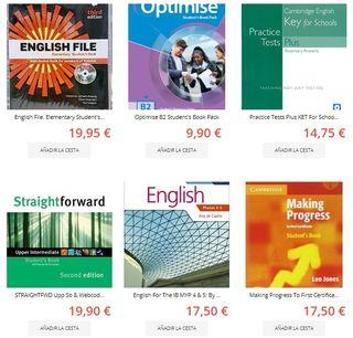 Libros de Ingles Usados