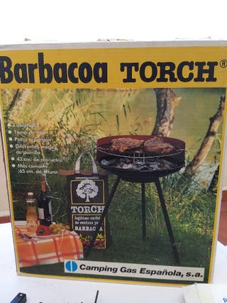 Barbacoa portátil TORCH