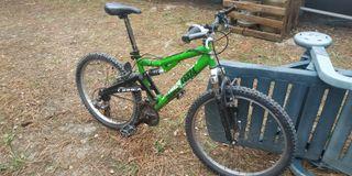 vendo bicicleta montaña niño