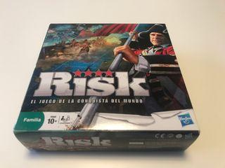 Risk juego de mesa para viaje