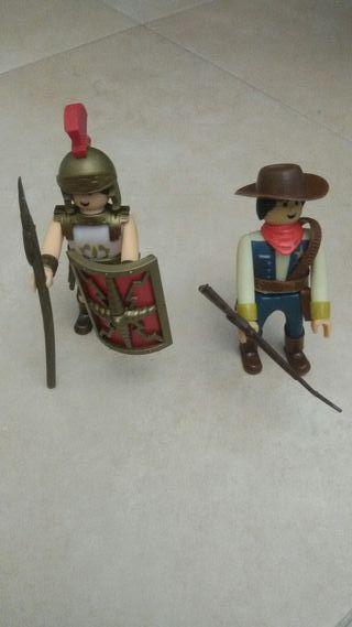 2 figuras Airgamboys