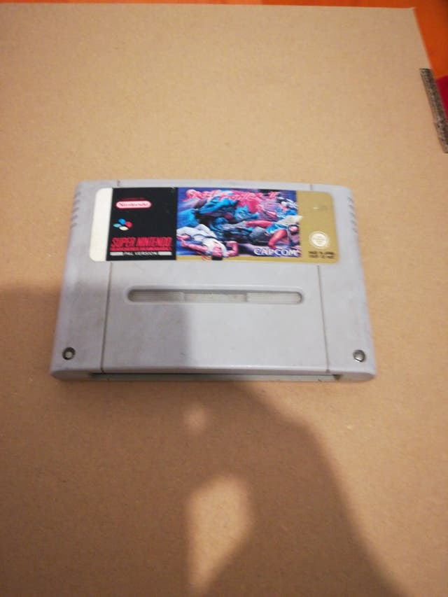 Street Fighter 2, Super Nintendo